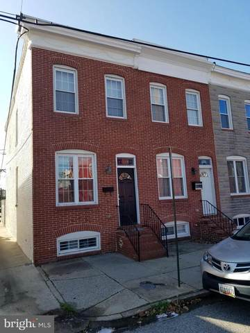 1111 W Ostend Street, BALTIMORE, MD 21230 (#MDBA530730) :: Ultimate Selling Team