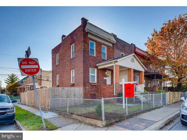5027 Eastern Avenue, BALTIMORE, MD 21224 (#MDBA530736) :: The Miller Team