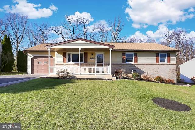168 Mountain Boulevard, WERNERSVILLE, PA 19565 (#PABK366900) :: The Toll Group