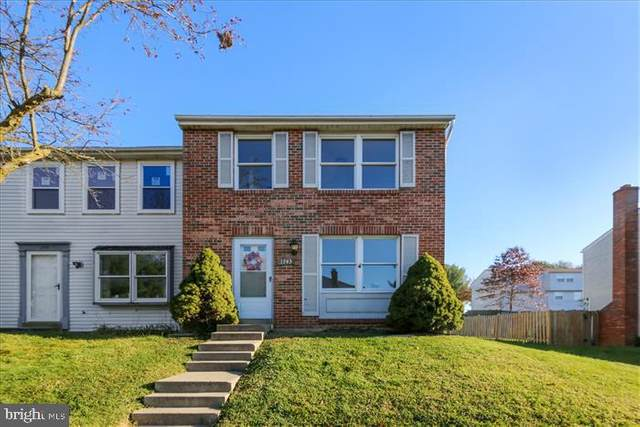 1743 Northridge Lane, FREDERICK, MD 21702 (#MDFR273570) :: Great Falls Great Homes