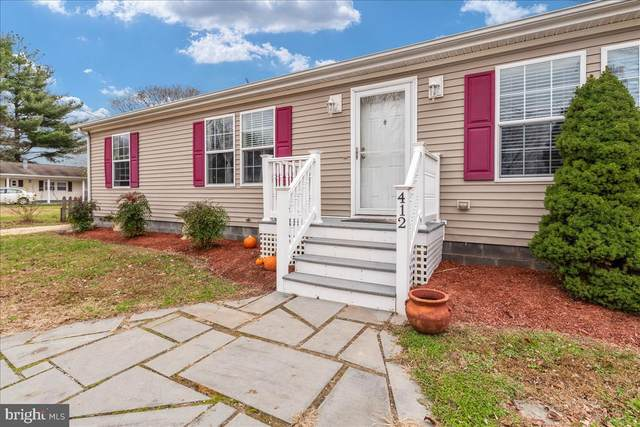 412 N Academy Street, GREENSBORO, MD 21639 (#MDCM124750) :: The Riffle Group of Keller Williams Select Realtors