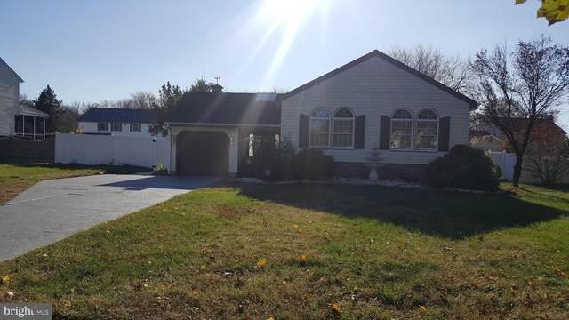 2507 S Church Road, CINNAMINSON, NJ 08077 (#NJBL385812) :: Better Homes Realty Signature Properties