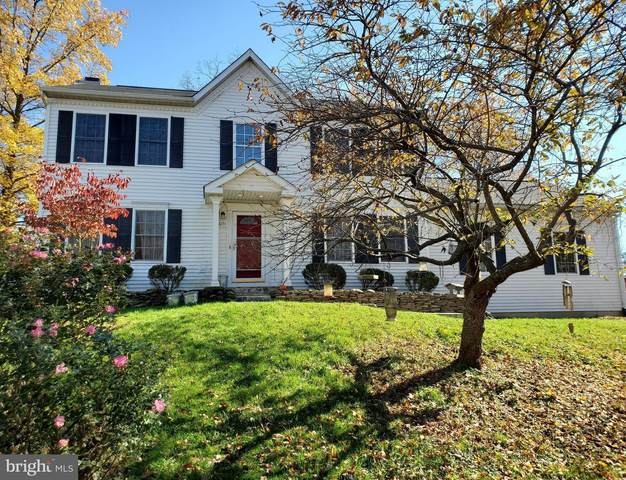6151 Rainbow Drive, ELKRIDGE, MD 21075 (#MDHW287544) :: The Riffle Group of Keller Williams Select Realtors