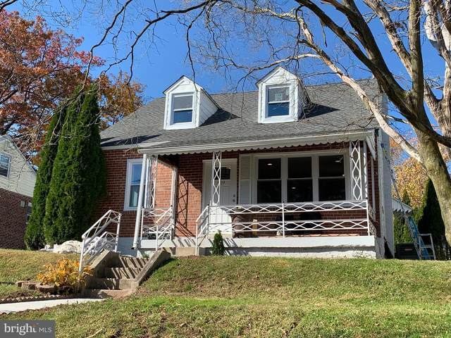 919 Stanbridge Street, NORRISTOWN, PA 19401 (#PAMC670010) :: Nexthome Force Realty Partners