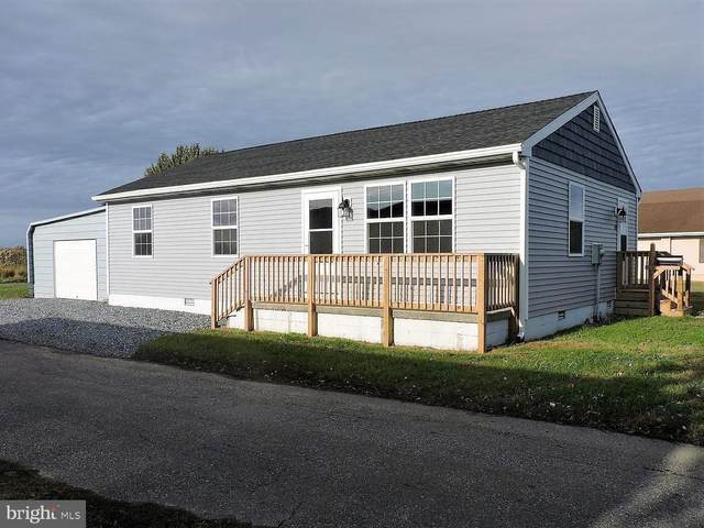 140 Maryland Avenue, CRISFIELD, MD 21817 (#MDSO104132) :: Arlington Realty, Inc.