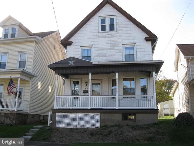 45 Schuylkill Street, CRESSONA, PA 17929 (#PASK133142) :: The Craig Hartranft Team, Berkshire Hathaway Homesale Realty