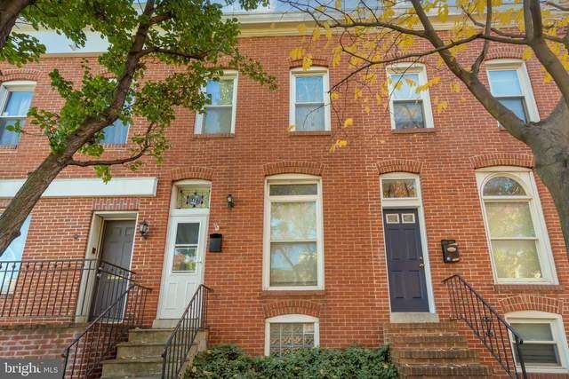 1427 Woodall Street, BALTIMORE, MD 21230 (#MDBA530796) :: Better Homes Realty Signature Properties