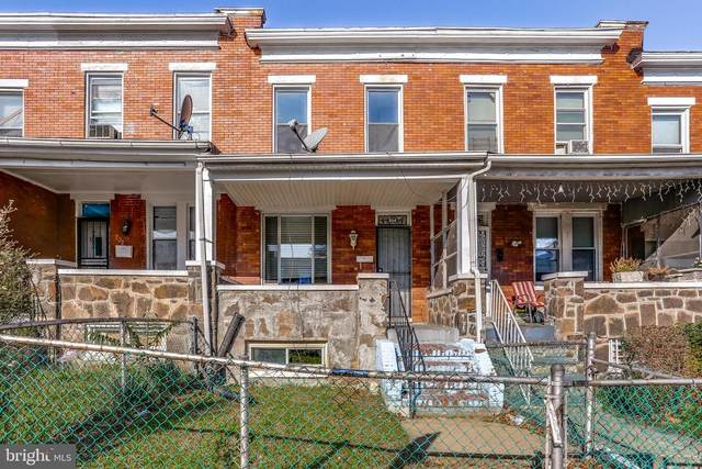 204 N Monastery Avenue, BALTIMORE, MD 21229 (#MDBA530804) :: The Sky Group