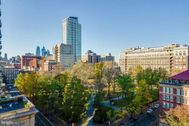 241 S 6TH Street #1104, PHILADELPHIA, PA 19106 (#PAPH953284) :: The Dailey Group