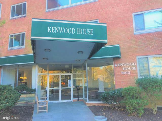 5100 Dorset Avenue #502, CHEVY CHASE, MD 20815 (#MDMC733686) :: The Sky Group