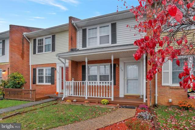 712 Virginia Avenue, FRONT ROYAL, VA 22630 (#VAWR141958) :: The Sky Group