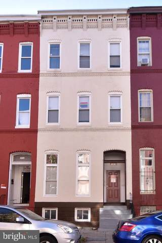 1918 Mcculloh Street, BALTIMORE, MD 21217 (#MDBA530832) :: The Redux Group