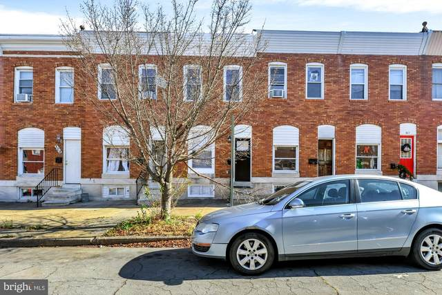 313 S Newkirk Street, BALTIMORE, MD 21224 (#MDBA530836) :: SURE Sales Group