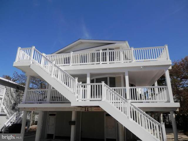 11 E Mercer Avenue #5, HARVEY CEDARS, NJ 08008 (MLS #NJOC404924) :: The Sikora Group
