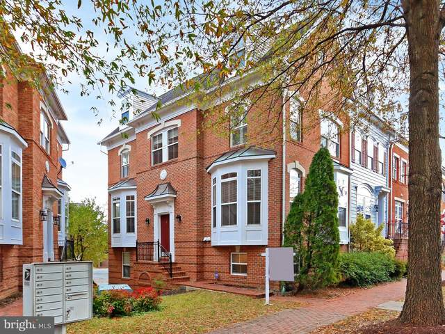 110 Cameron Station Boulevard, ALEXANDRIA, VA 22304 (#VAAX253166) :: The MD Home Team