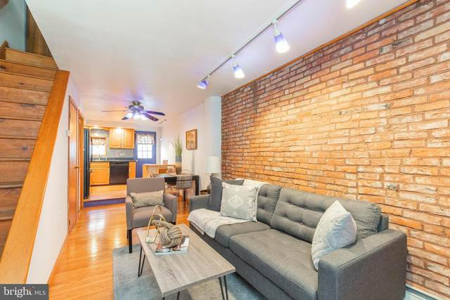 1125 S Franklin Street, PHILADELPHIA, PA 19147 (#PAPH953372) :: Better Homes Realty Signature Properties