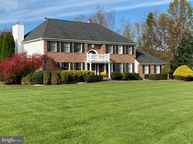 6 Haines Drive, ROBBINSVILLE, NJ 08691 (#NJME304342) :: Holloway Real Estate Group