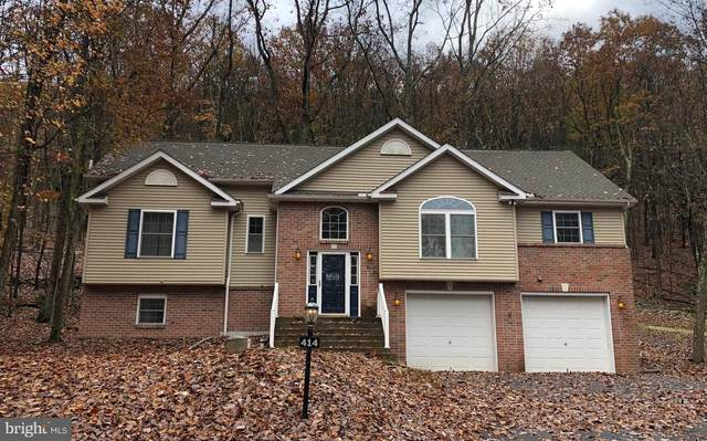414 Tuscarora Dr W, HAZLETON, PA 18202 (#PASK133154) :: The Joy Daniels Real Estate Group