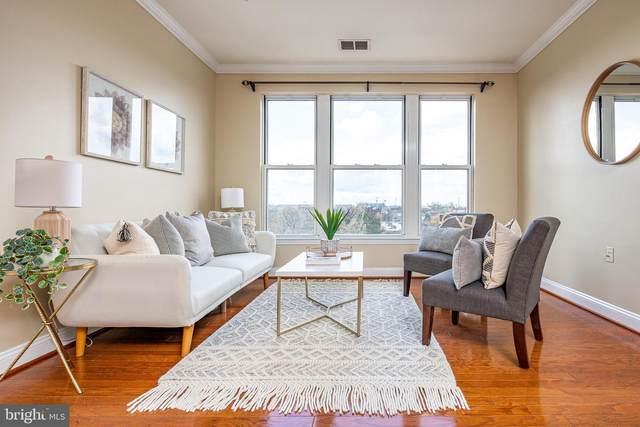 1391 Pennsylvania Avenue SE #503, WASHINGTON, DC 20003 (#DCDC495900) :: Gail Nyman Group