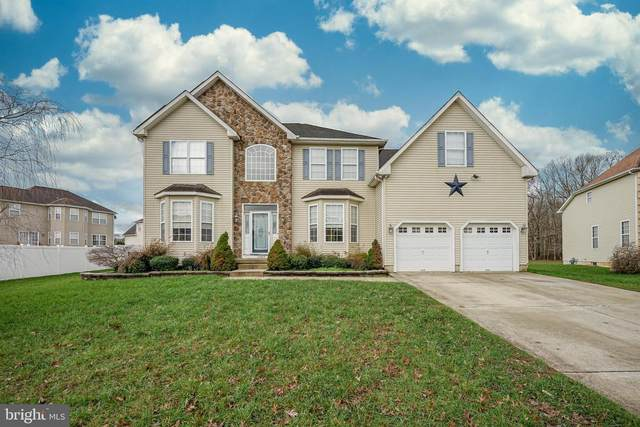 1939 Steeplechase Drive, WILLIAMSTOWN, NJ 08094 (#NJGL267350) :: The Poliansky Group