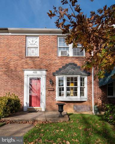 422 Overbrook Road, BALTIMORE, MD 21212 (#MDBC512372) :: The Sky Group