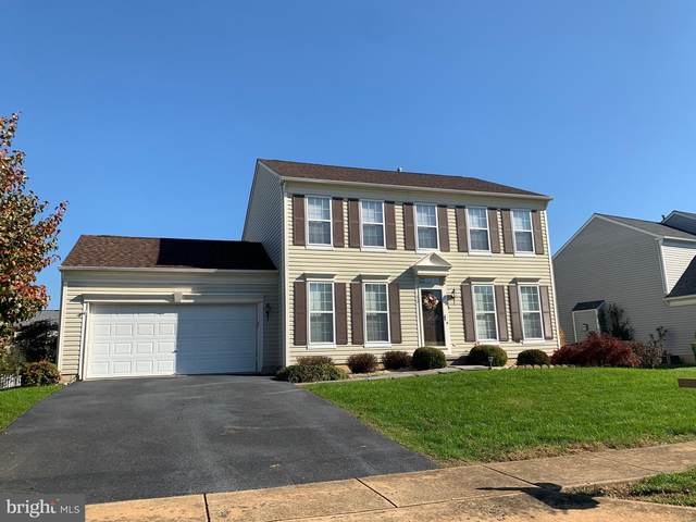 13 Morning Dew Drive, MIDDLETOWN, DE 19709 (#DENC512934) :: Nexthome Force Realty Partners