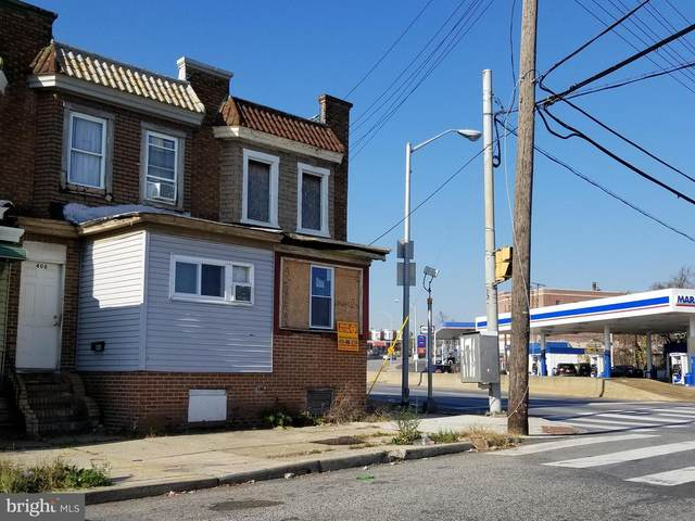 408 N Franklintown Road, BALTIMORE, MD 21223 (#MDBA530890) :: The Sky Group