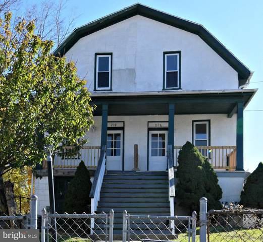208 Alexander Street, HAGERSTOWN, MD 21740 (#MDWA175840) :: Better Homes Realty Signature Properties