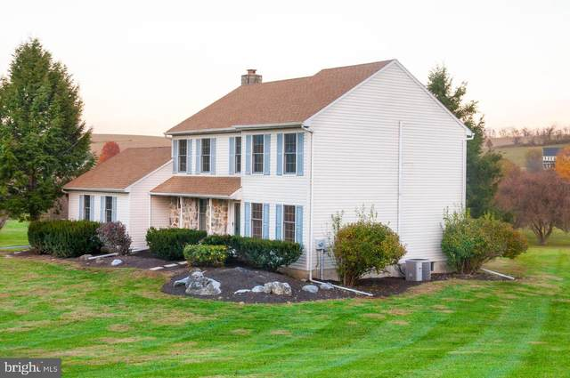 7 Homestead Drive, LEESPORT, PA 19533 (#PABK366960) :: Better Homes Realty Signature Properties