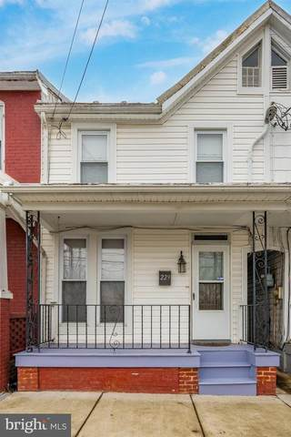 229 Center Street, FREDERICK, MD 21701 (#MDFR273640) :: The Mike Coleman Team