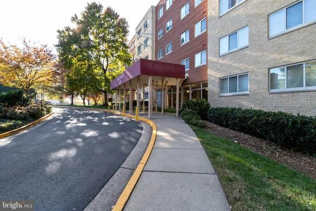 200 N Maple Avenue #607, FALLS CHURCH, VA 22046 (#VAFA111702) :: AJ Team Realty
