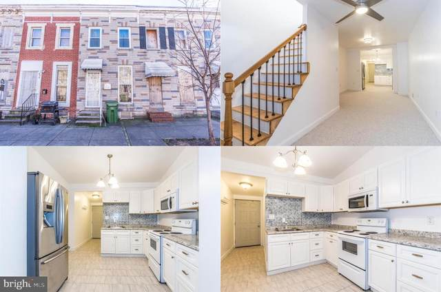 1825 Ramsay Street, BALTIMORE, MD 21223 (#MDBA530908) :: The Gus Anthony Team