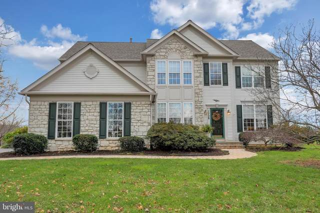1728 Cattail Meadows Drive, WOODBINE, MD 21797 (#MDHW287590) :: Speicher Group of Long & Foster Real Estate