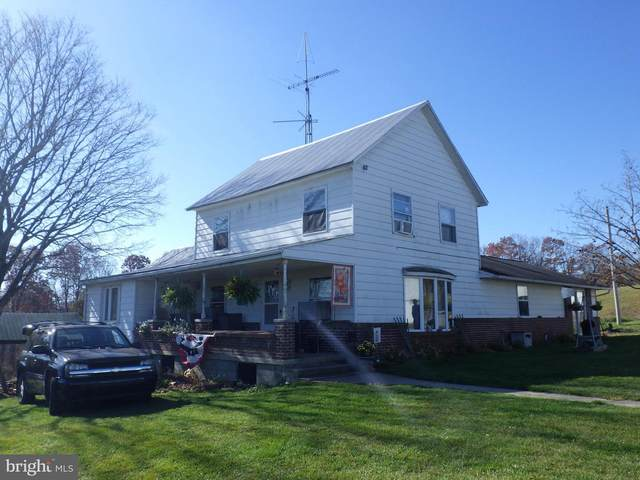 476 Saw Mill Rd, NEEDMORE, PA 17238 (#PAFU104712) :: The Redux Group