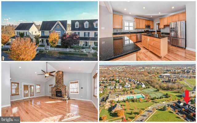 8839 Lew Wallace Road, FREDERICK, MD 21704 (#MDFR273648) :: Network Realty Group