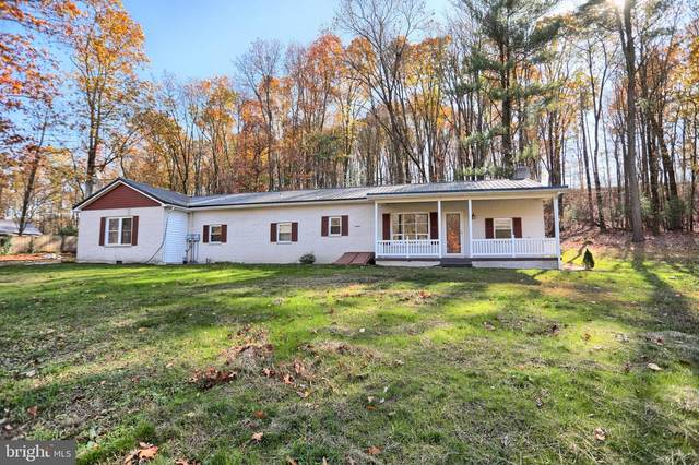 100 Barners Church Road, LIVERPOOL, PA 17045 (#PAPY102844) :: The Joy Daniels Real Estate Group