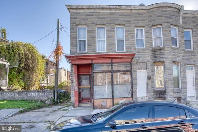 1901 Riggs Avenue, BALTIMORE, MD 21217 (#MDBA530916) :: EXIT Realty Enterprises