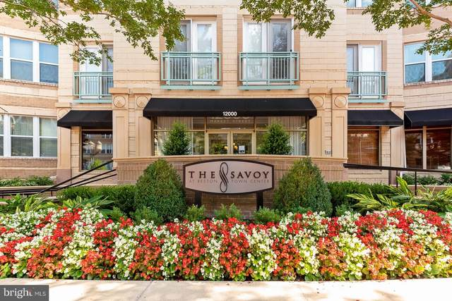12000 Market Street #452, RESTON, VA 20190 (#VAFX1166270) :: AJ Team Realty