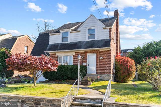 137 Maplewood Avenue, UPPER DARBY, PA 19082 (#PADE531434) :: Nexthome Force Realty Partners