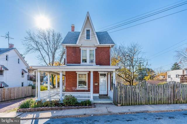 9 N 24TH Street, HARRISBURG, PA 17103 (#PADA127608) :: The Joy Daniels Real Estate Group