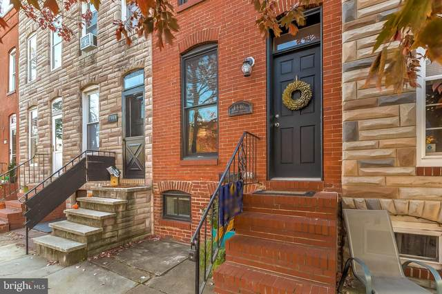 1446 Andre Street, BALTIMORE, MD 21230 (#MDBA530938) :: Better Homes Realty Signature Properties