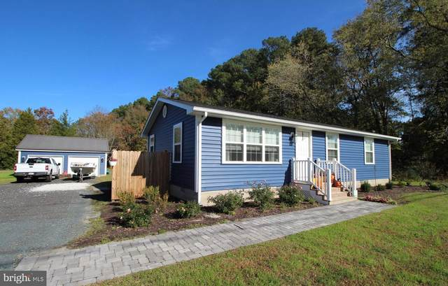 4973 Campground Road, EDEN, MD 21822 (#MDWC110640) :: The Redux Group