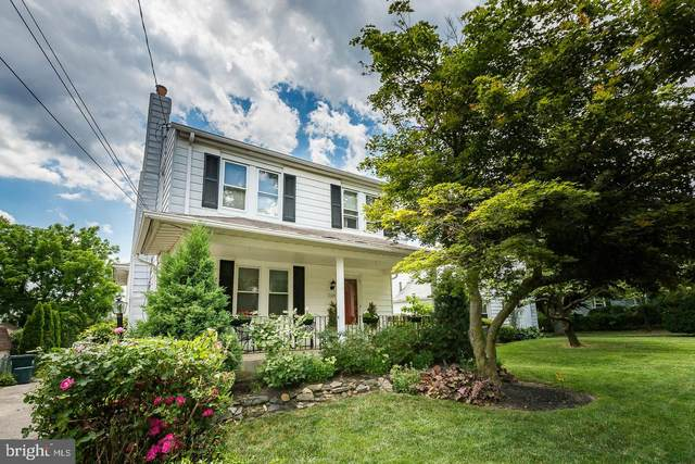 2114 Oakmont Avenue, HAVERTOWN, PA 19083 (#PADE531450) :: The Toll Group