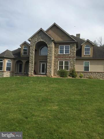 962 Texter Mountain Road, ROBESONIA, PA 19551 (#PALA173468) :: The Joy Daniels Real Estate Group