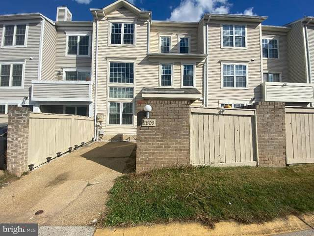8809 Rosemark Court, MONTGOMERY VILLAGE, MD 20886 (#MDMC733840) :: Great Falls Great Homes