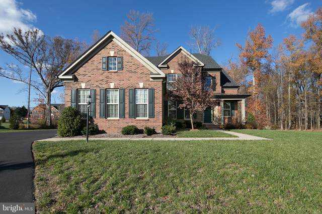 8036 Butterfly Way, WARRENTON, VA 20187 (#VAFQ168100) :: Bob Lucido Team of Keller Williams Integrity