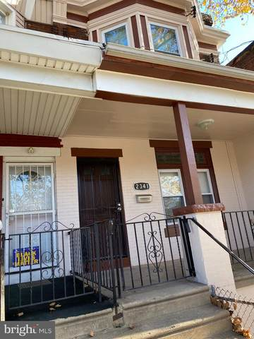 2341 S 63RD Street, PHILADELPHIA, PA 19142 (#PAPH953750) :: The Toll Group