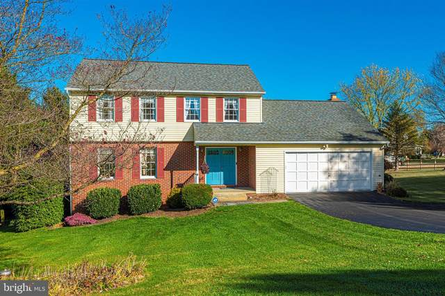 2810 Chevy Chase Circle, JEFFERSON, MD 21755 (#MDFR273672) :: The Redux Group