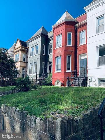 142 R Street NE, WASHINGTON, DC 20002 (#DCDC496020) :: Better Homes Realty Signature Properties