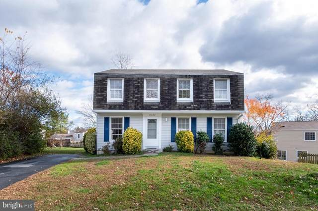 6105 Meadowpond Court, BURKE, VA 22015 (#VAFX1166382) :: AJ Team Realty